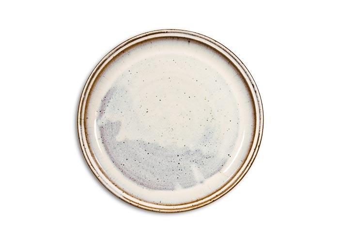 poterie artisanale sizorn assiette plate en gr s. Black Bedroom Furniture Sets. Home Design Ideas